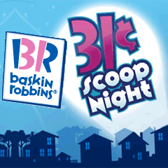 31 cent scoop night