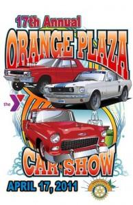 orange plaza car show 2011
