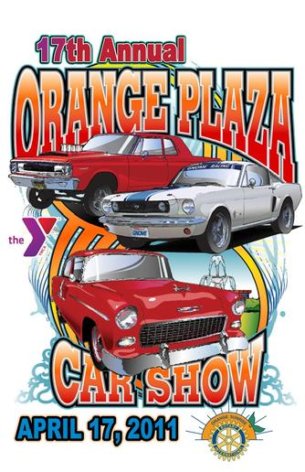 orange plaza car show 2011