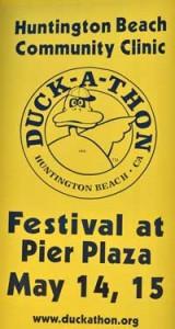 Huntington Beach Pier festival