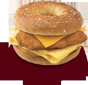free breakfast entree