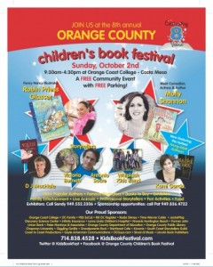 Orange County Children's Book Festival 2011