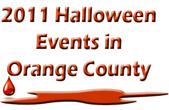 Orange County Haunted houses