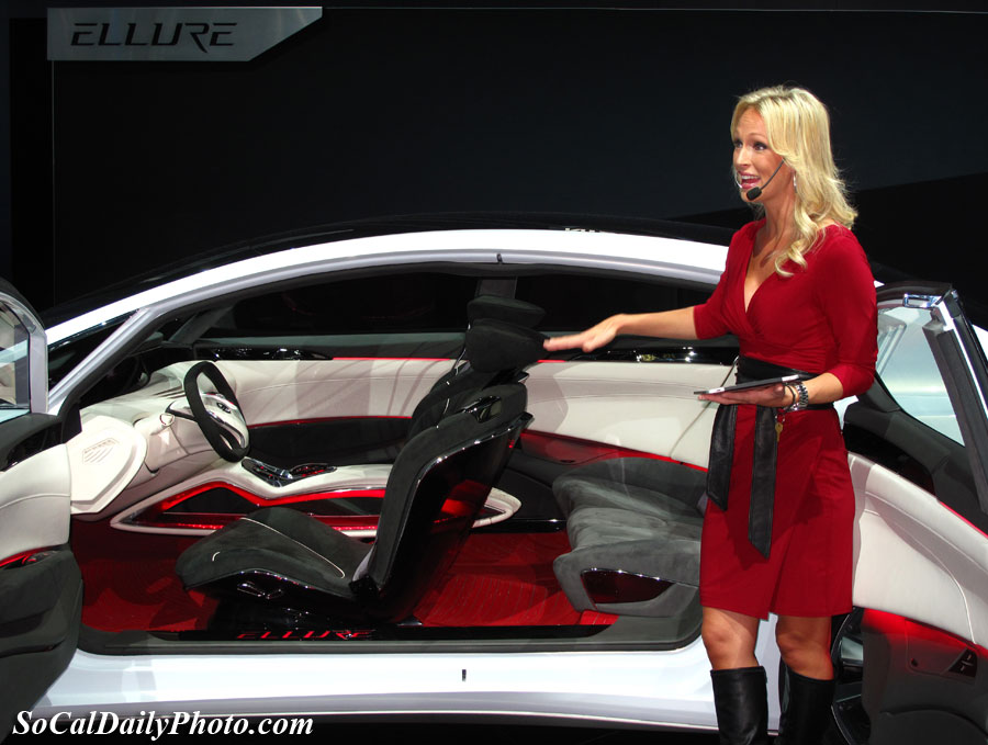 La auto show discount coupons