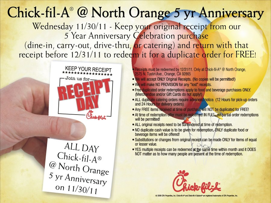 Chick-fil-A Orange
