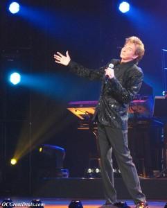 Concert at Paris Hotel LV