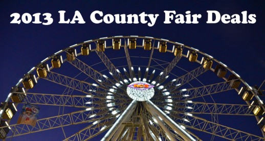 Los Angeles Fair ferris wheel